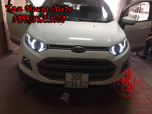 Độ Đèn Ô Tô Ford Ecosport Chuyên Nghiệp