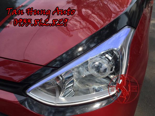 Độ Đèn Ô Tô Hyundai i10 Chuyên Nghiệp