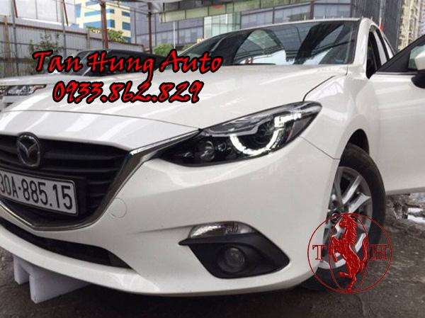 Độ Đèn Ô Tô Mazda 3 2017 Tại Tphcm 03