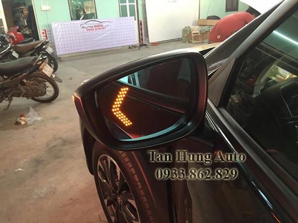 Độ Đèn Ô Tô Mazda 3 Tại Tphcm 01