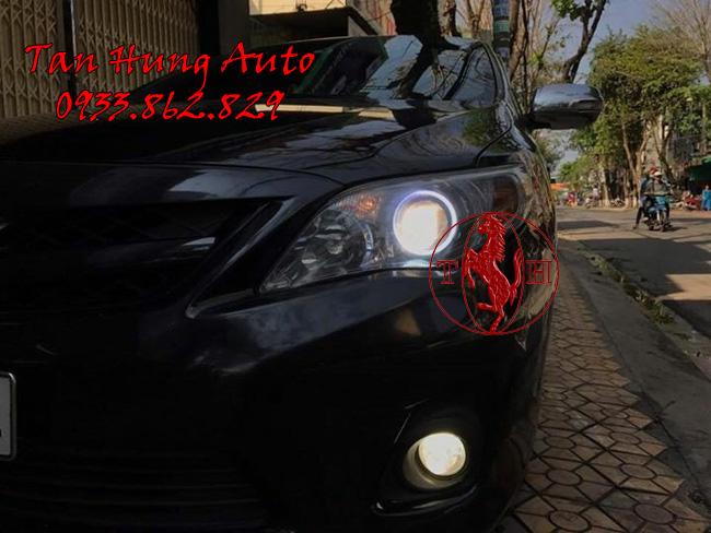 Độ Đèn Ô Tô Toyota Altis Chuyên Nghiệp