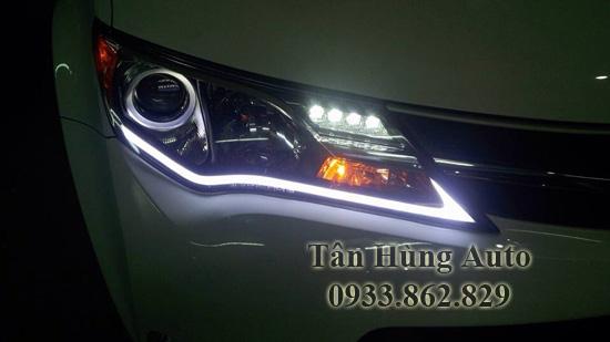 Độ Đèn Toyota Rav4 Đẳng Cấp Chuyên Nghiệp