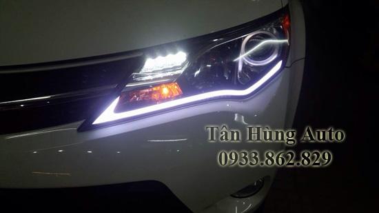 Độ Đèn Toyota Rav4 Đẳng Cấp Chuyên Nghiệp 01