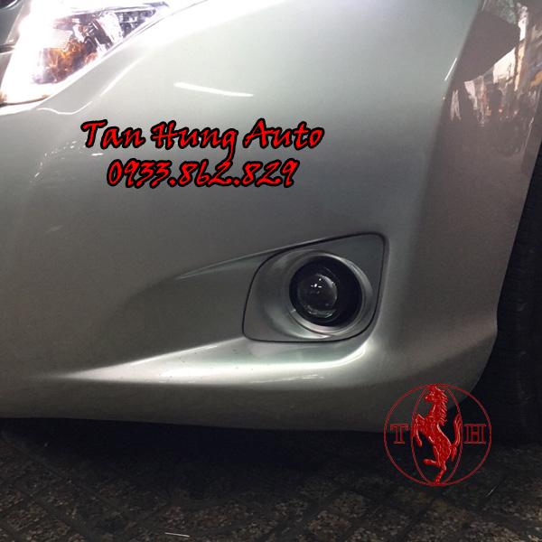 Độ Đèn Toyota Venza Tại Tân Hùng Auto 01
