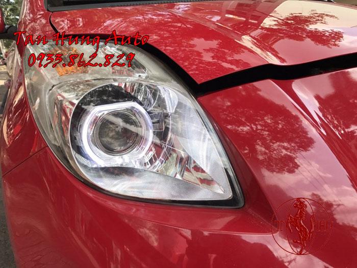 Độ Đèn Toyota Yaris Chuyên Nghiệp Tại Tphcm 01