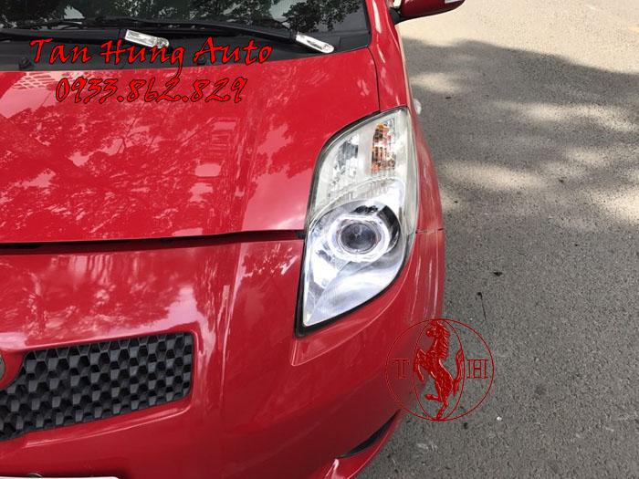 Độ Đèn Toyota Yaris Chuyên Nghiệp Tại Tphcm 03