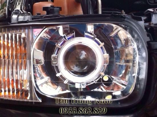 Độ Đèn Xe Ford Escape 2002 Tại Tphcm 02