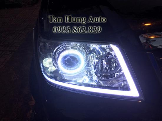 Độ Đèn Xe Ford Escape 2015 Chuyên Nghiệp 02