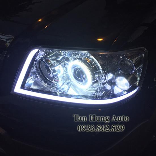 Độ Đèn Xe Ford Escape 2015 Chuyên Nghiệp 04