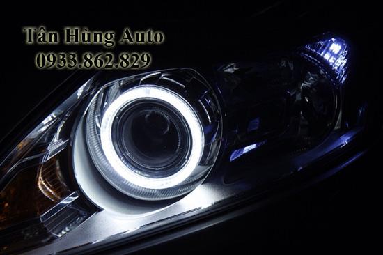 Độ Đèn Xe Ford Focus 2010 Chuyên Nghiệp