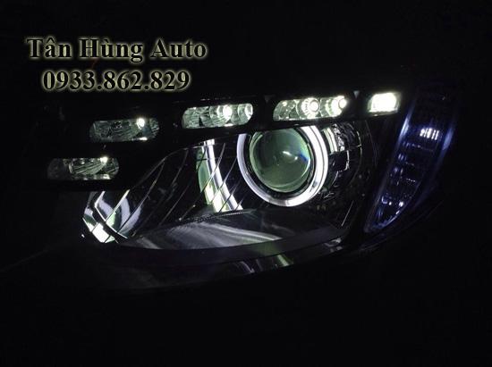 Độ Đèn Xe Ford Ranger 2013 Chuyên Nghiệp