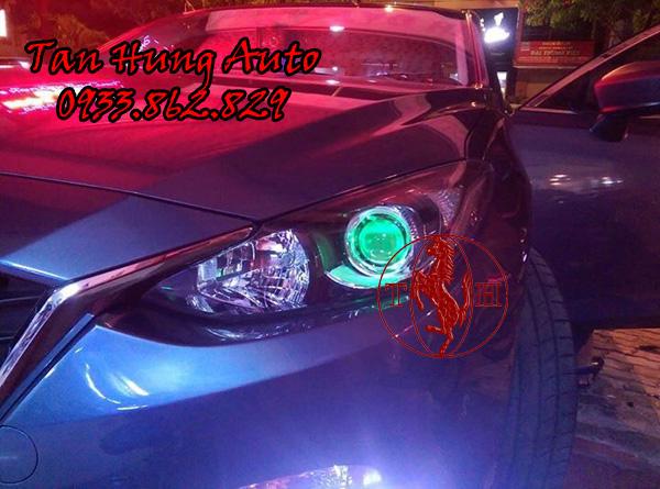 Độ Đèn Xe Hơi, Ô Tô Chuyên Nghiệp Tại Tphcm Mazda3 01