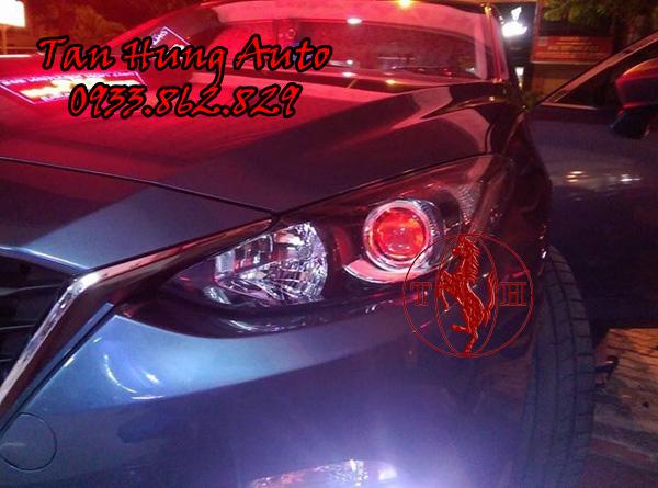 Độ Đèn Xe Hơi, Ô Tô Chuyên Nghiệp Tại Tphcm Mazda3