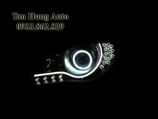 Độ Đèn Xe Hyundai Avante 2012 Chuyên Nghiệp