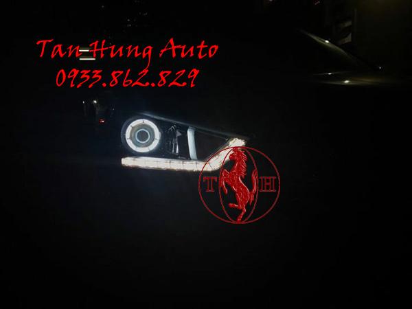 Độ Đèn Hyundai i20 Chuyên Nghiệp