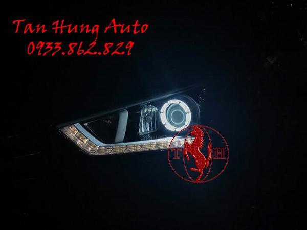 Độ Đèn Hyundai i20 Chuyên Nghiệp 01