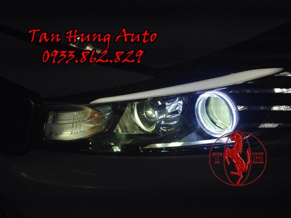 Độ Đèn Xe Kia K3 Chuyên Nghiệp