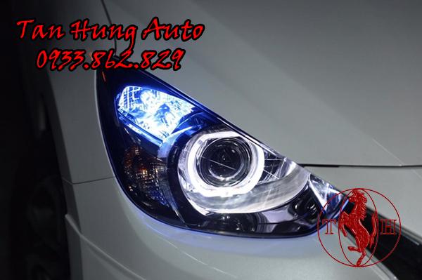 Độ Đèn Mazda 2 Chuyên Nghiệp Tại Tphcm 02