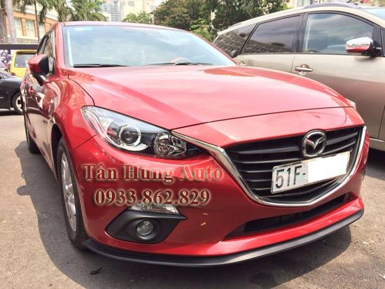 Độ Đèn Xe Mazda3 2014 Tại Tphcm 02