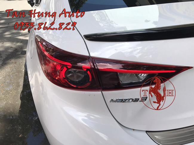 Độ Đèn Xe Mazda3 2017 Chuyên Nghiệp Tại Tphcm 01