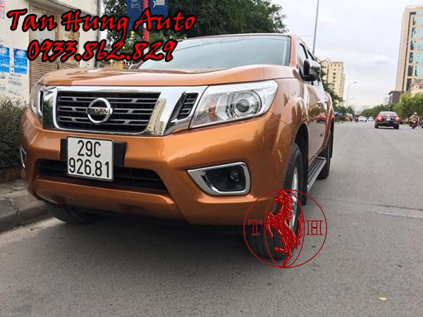 Độ Đèn Xe Nissan Navara Chuyên Nghiệp Tại Tphcm 01