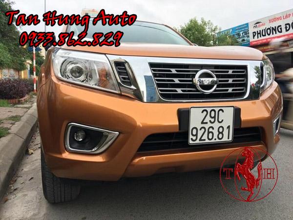 Độ Đèn Xe Nissan Navara Chuyên Nghiệp Tại Tphcm 02