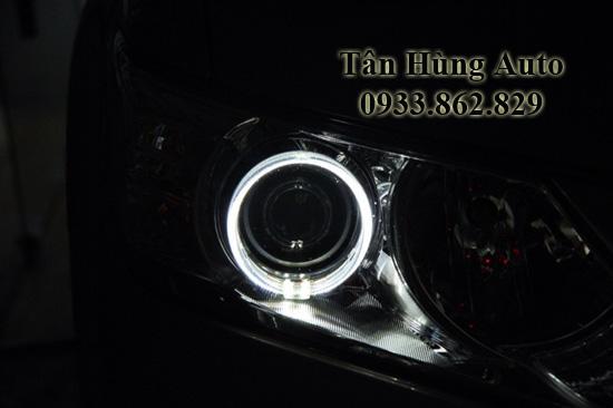 Độ Đèn Toyota Camry 2014 Tại Tphcm 02