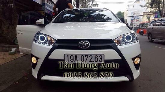Độ Đèn Led Toyota Yaris 2015 Chuyên Nghiệp  01
