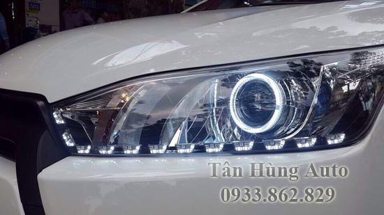 Độ Đèn Led Toyota Yaris 2015 Chuyên Nghiệp